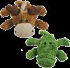 jouet pour chien Cozies Marvin Moose Kong XL