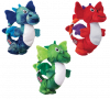 jouet peluche corde kong dragon knots ML pour chien