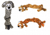 jouet élastique pour chien Stretchezz Jumbo Kong  XL