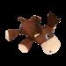 peluche Kong Cozie Ultra Max Moose