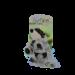 jouet épluche blaireau pour chien