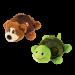 jouet peluche Kong Shells