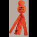 jouet flottant Kong Wubba Wet orange