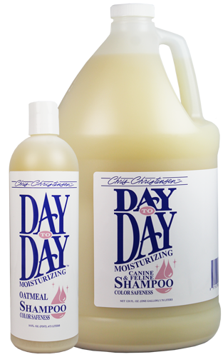 shampoing doux hydratant quotidien pour chien Chris Christensen Day To Day