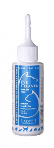 lotion nettoyante hydratant des yeux du chien eye cleaner ladybel 200ml