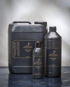 shampoing universel doux à base de plantes pour tous types de poils jean peau 5 litres