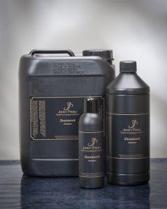 shampoing special poils blanc jean peau pour chien 5 litres
