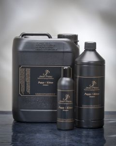 shampoing puppy soin doux hypoallergénique jean peau chiot chaton 5 litres