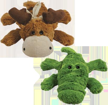 jouet peluche kong cozies marvin moose XL pour grand chien