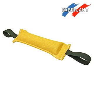 boudin de rappel ou de mordant pour sport canin 45x27 cm