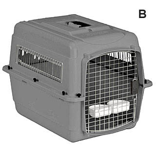 cage de transport IATA Petmate Vari Sky Kennel