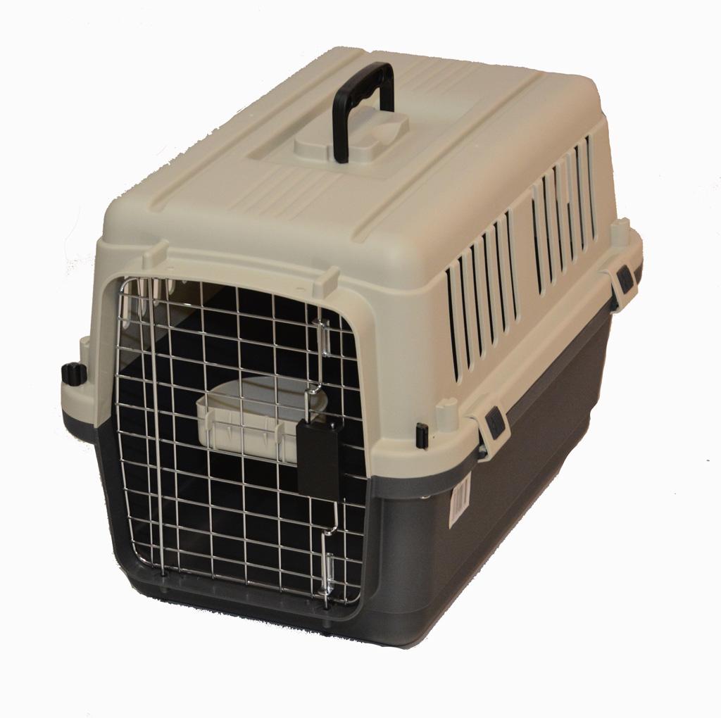 cage plastique travelaire premium iata pour moyen chien t3 70 cm. Black Bedroom Furniture Sets. Home Design Ideas
