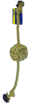 corde noeud monster Petsport pour chien 90 cm