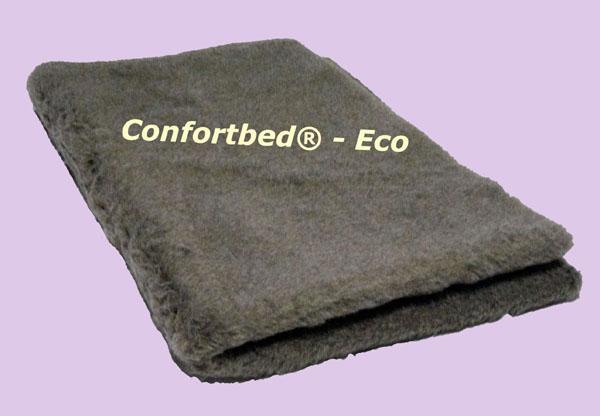 tapis confortbed vetbed eco avec anti-dérapant 75 x100 cm